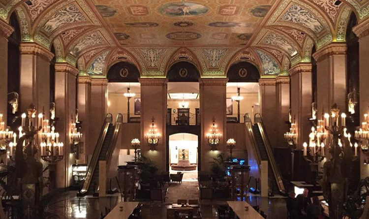 Palmer House Lobby 1