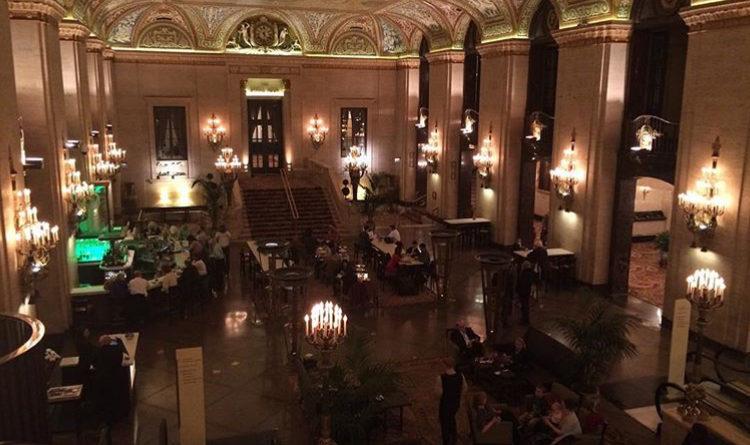 Palmer House Lobby 2
