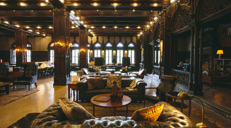 Chicago Top Hotel Bars & Lounges