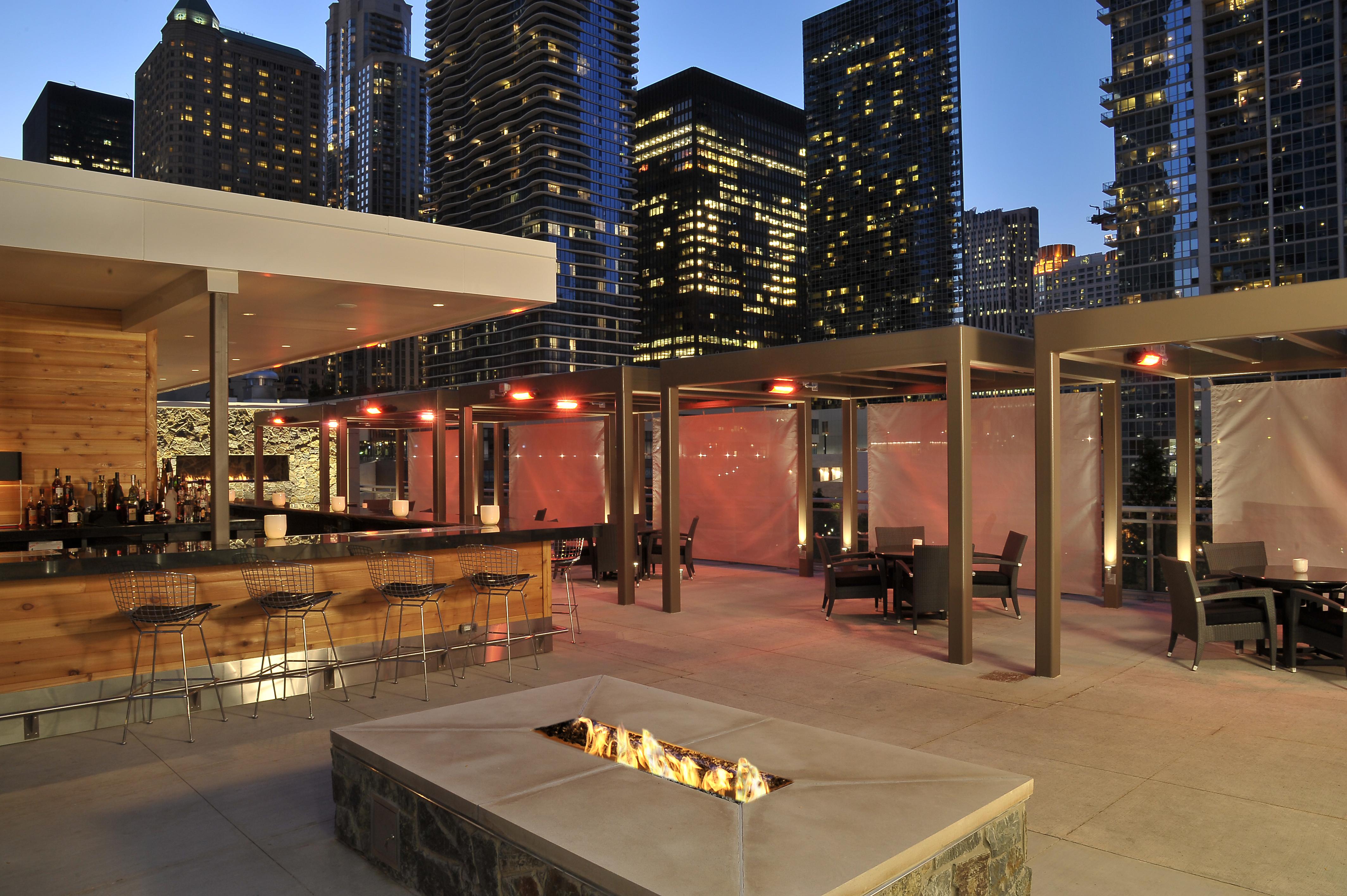 Chicago Top Rooftop Restaurants - Chicago Gen X - Chicago ...