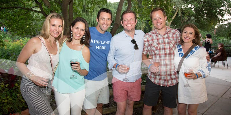 Lincoln Park Zoo Summer Wine Fest