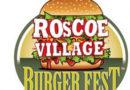Roscoe Village Burger Fest 2018