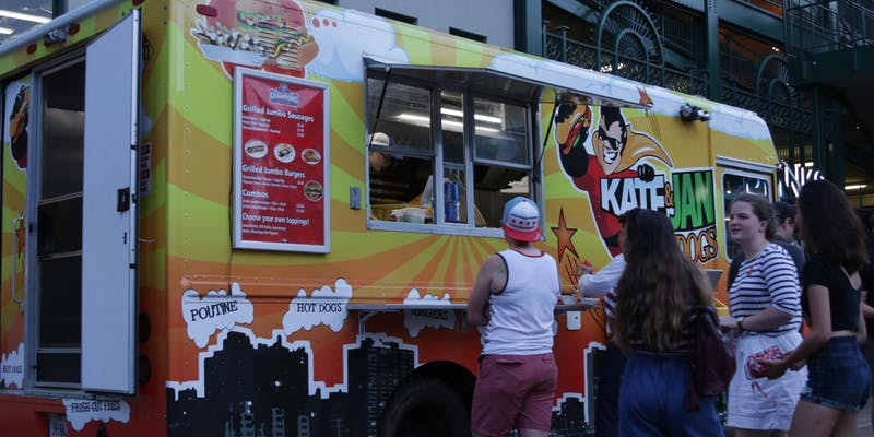 Summer's End Gourmet Food Truck Fest at Guaranteed Rate Field