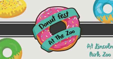 Donut Fest at the Lincoln Park Zoo