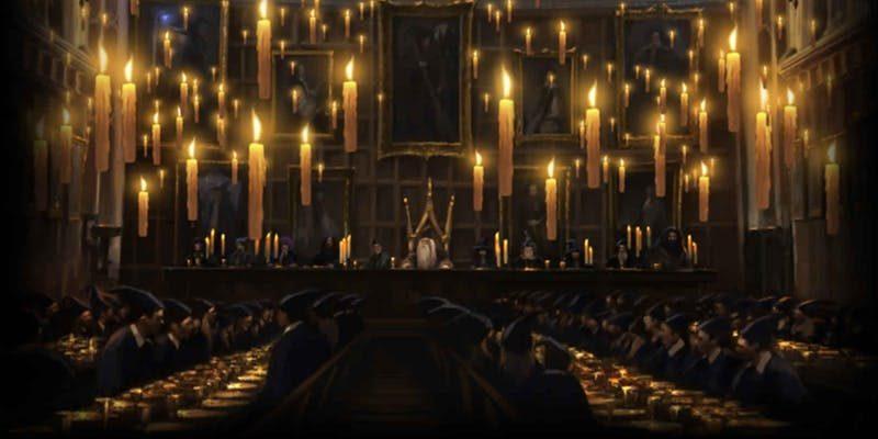 Harry Potter Banquet