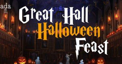 Ada St.'s Annual Great Hall Halloween Feast