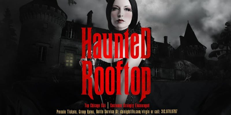 Cerise Haunted Rooftop