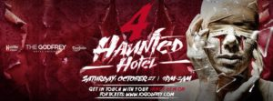 Godfrey Haunted Hotel