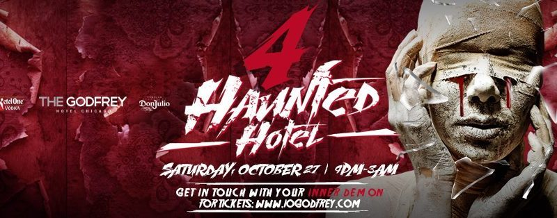 Godfrey Haunted Hotel