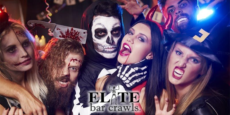Halloween Bar Crawl River North
