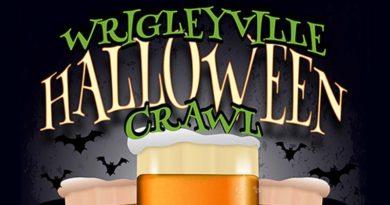 Wrigleyville Halloween Crawl