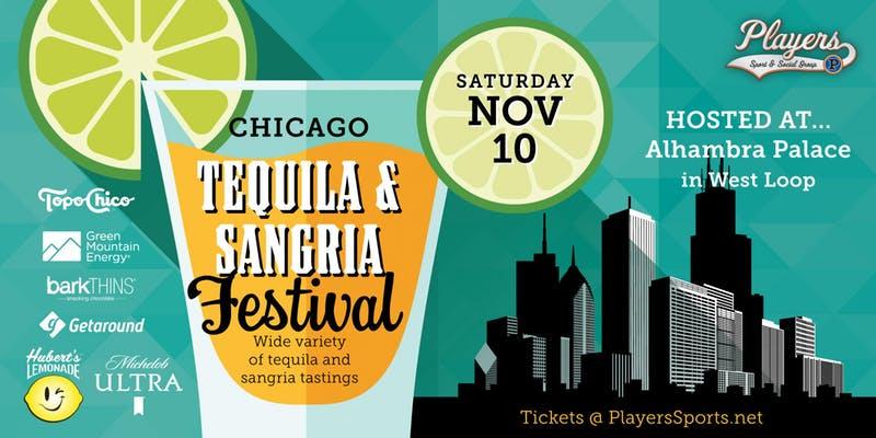Chicago Tequila & Sangria Festival