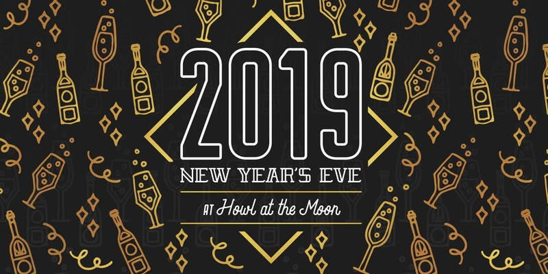 Howl at the Moon NYE 2019