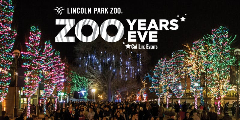 Lincoln Park Zoo NYE