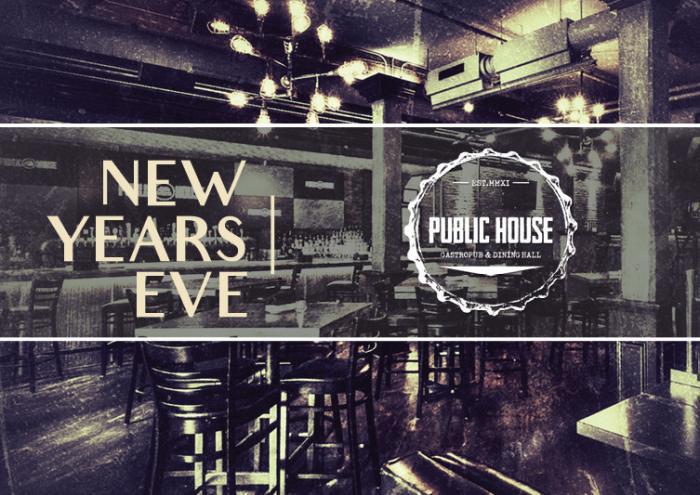 Public House NYE