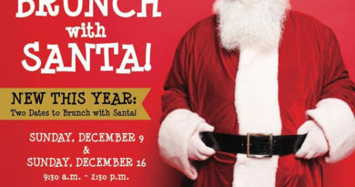 Tavern on Rush - Santa Brunch