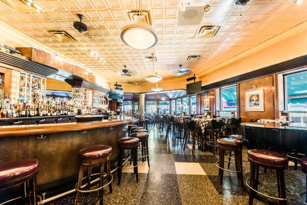 Gibsons Bar Rush Street