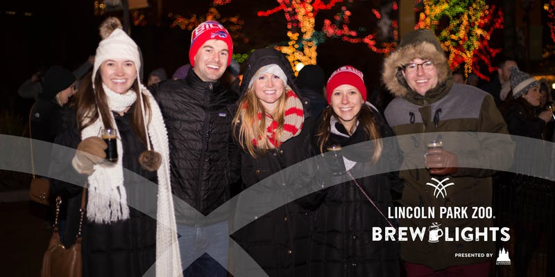 BrewLights at Lincoln Park Zoo