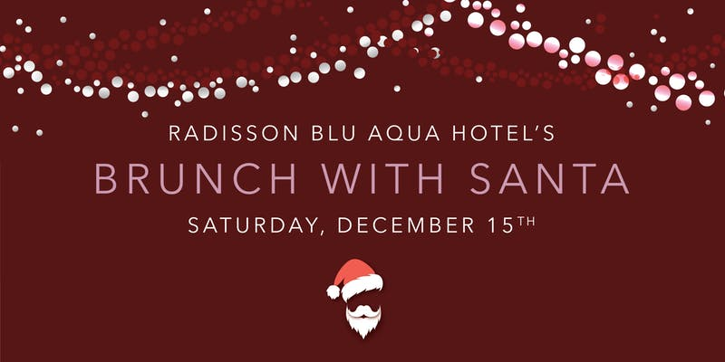 Radisson Blu Aqua Santa Brunch