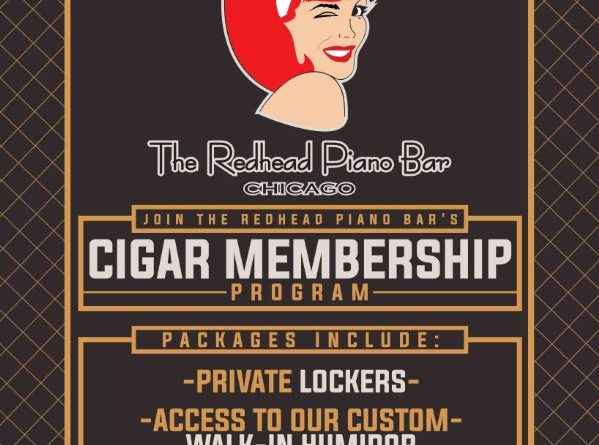 Redhead Piano Bar - Cigar Membership Program