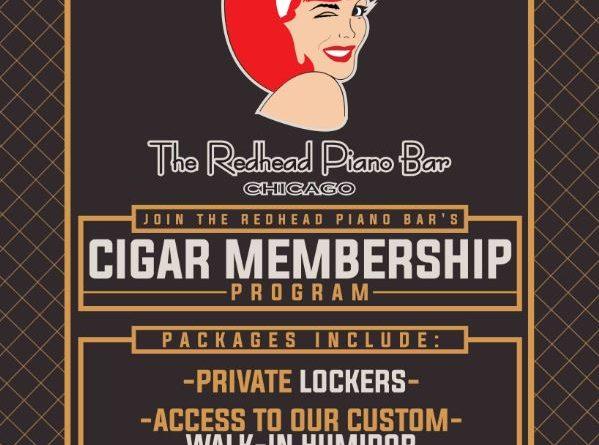 Redhead Piano Bar - Cigar Membership Program