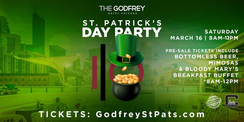Godfrey Hotel Chicago St Patricks Day