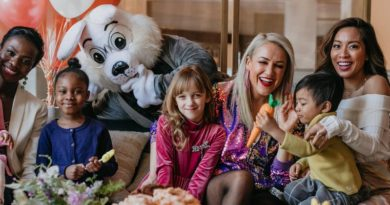 900 Shops Easter Bunny Brunch