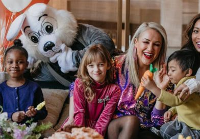 900 Shops – Brunch with the Easter Bunny