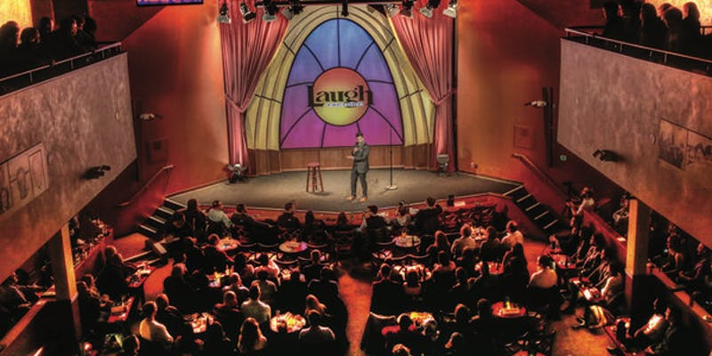 Laugh Factory Mother's Day