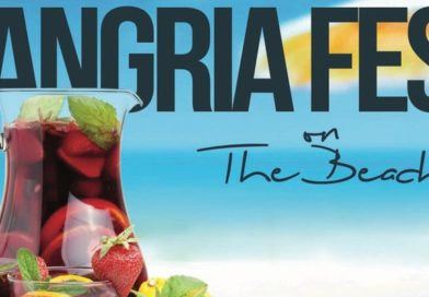 Chicago Sangria Fest on the Beach