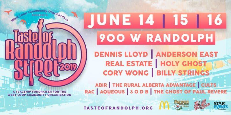 Taste of Randolph 2019