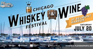 Chicago Whiskey & Wine Festival - Belmont Harbor