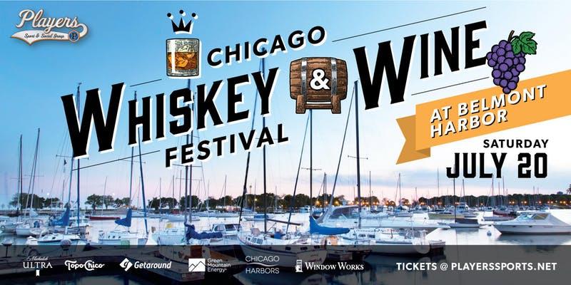 Chicago Whiskey & Wine Festival - Belmont Harbor