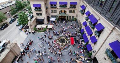 Margeaux Brasserie's Bastille Day Celebration