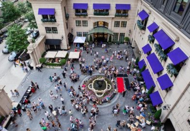 Margeaux Brasserie's 2nd Annual Bastille Day Celebration