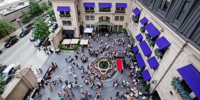 Margeaux Brasserie's Bastille Day Celebration