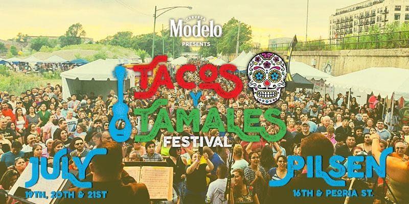 4th Annual Tacos y Tamales Fest