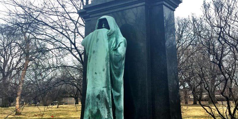 Graceland Cemetery Tour