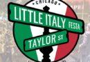 Little Italy Fest & Gelato Fest Taylor Street Chicago 2019