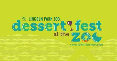 Dessert Fest Lincoln Park Zoo