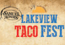 Sam Adams Lakeview Taco Fest 2019