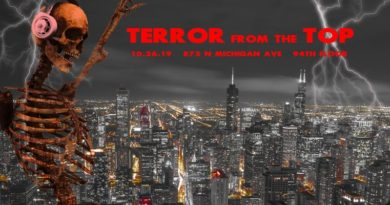 360 Chicago Terror from the Top