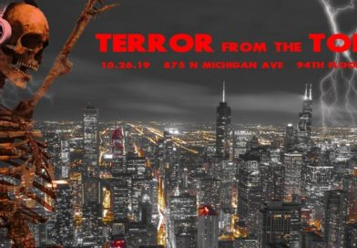 Terror From The Top Halloween Party 2019