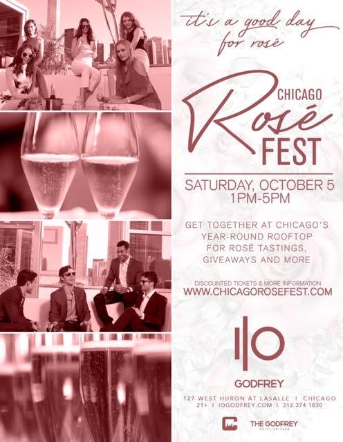Chicago Rose Fest Godfrey Flyer