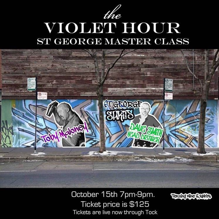 The Violet Hour St. George Master Class