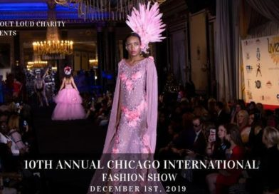 10th Annual Chicago International Fashion Show