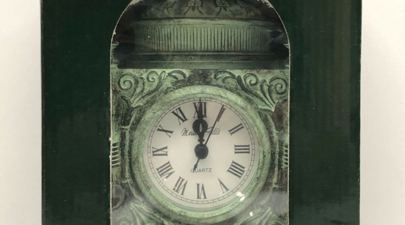 Marshall Field's Clock Front Box