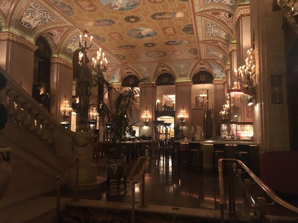 Palmer House Lobby Side