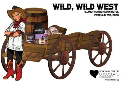 For the Love of Chocolate – Wild, Wild West
