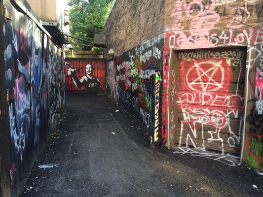 Neo Nightclub Chicago Alley